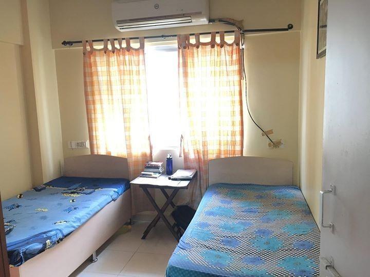 पवई में ऋद्धि सिद्धि प्रॉपर्टी में बेडरूम की तस्वीर