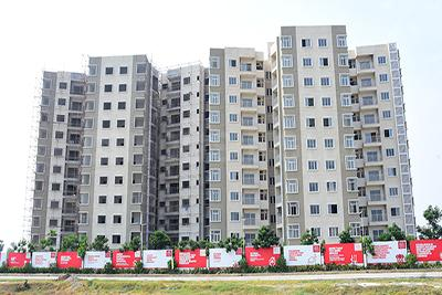 Gallery Cover Image of 1787 Sq.ft 3 BHK Apartment for buy in Prime Arete Homes, Thatchoor for 6701250