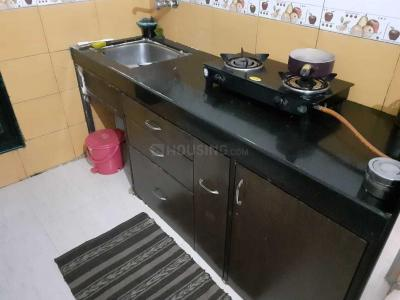 Gallery Cover Image of 630 Sq.ft 1 BHK Apartment for rent in Kopar Khairane for 24000