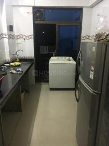 Kitchen Image of PG 5318108 Kharghar in Kharghar