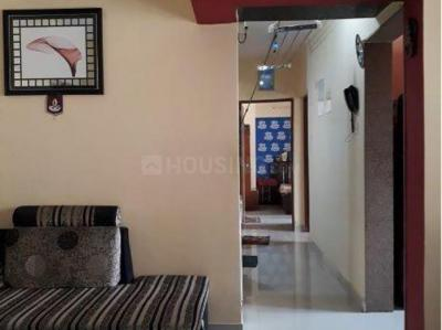 Gallery Cover Image of 790 Sq.ft 2 BHK Apartment for rent in Thane West for 15000