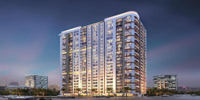 Gallery Cover Image of 772 Sq.ft 2 BHK Apartment for buy in Andheri West for 12900000