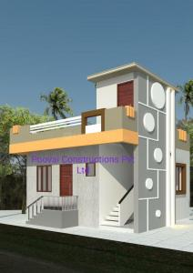 Gallery Cover Image of 436 Sq.ft 1 BHK Villa for buy in Meppur Village for 2095000