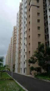 Gallery Cover Image of 680 Sq.ft 2 BHK Apartment for rent in Rajarhat for 15500