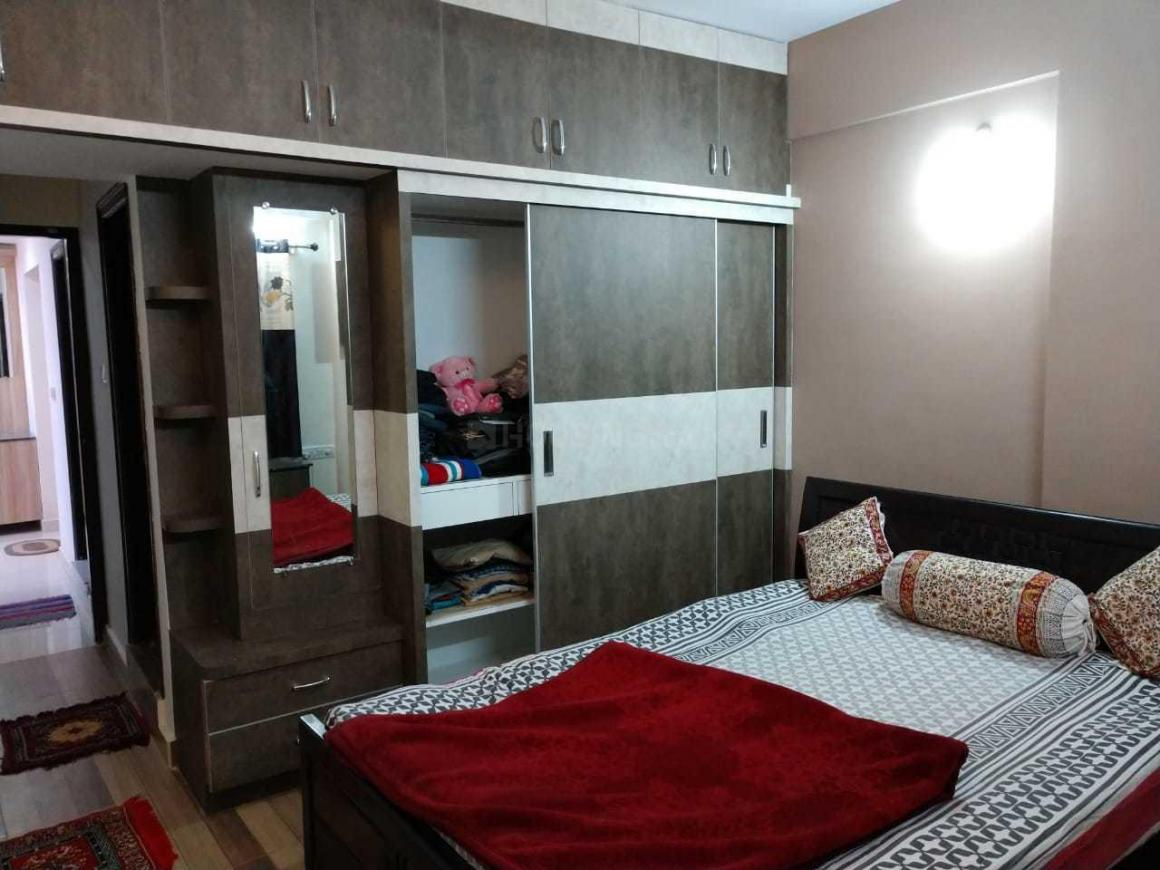 Bedroom Image of 1220 Sq.ft 2 BHK Apartment for buy in Whitefield for 6000000