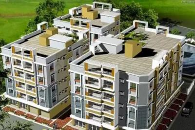 Gallery Cover Image of 650 Sq.ft 2 BHK Independent Floor for buy in Agarpara for 1690000