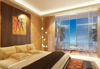 Gallery Cover Image of 750 Sq.ft 1 BHK Apartment for buy in Malad East for 7400000