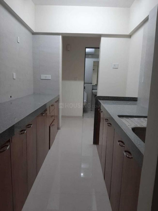 Kitchen Image of 290 Sq.ft 1 RK Apartment for rent in Sector 12 for 6000