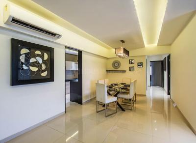 Gallery Cover Image of 1335 Sq.ft 3 BHK Apartment for buy in Thane West for 15400000