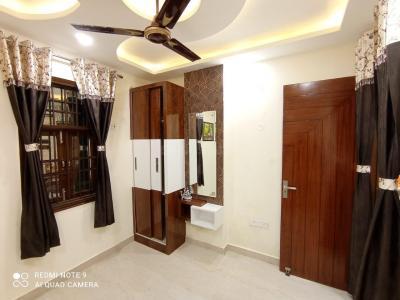 Bedroom Image of 540 Sq.ft 2 BHK Independent Floor for buy in BMS Residency, Uttam Nagar for 2700000