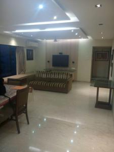 Gallery Cover Image of 1650 Sq.ft 3 BHK Apartment for rent in Khar West for 150000