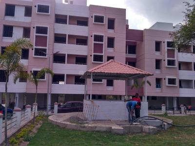 Gallery Cover Image of 650 Sq.ft 1 BHK Apartment for buy in Unique Shriram Park, Padegaon for 1650000