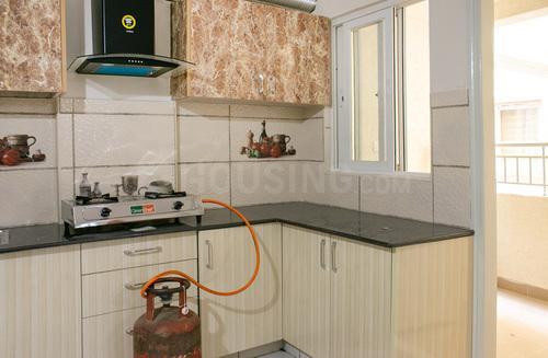 Kitchen Image of Babu Nest 101 in HBR Layout