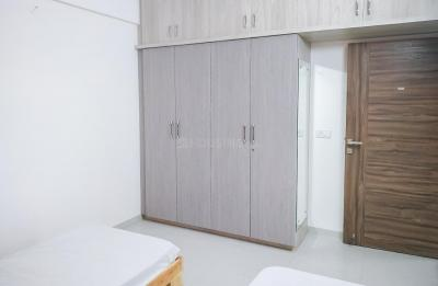 Bedroom Image of Moinudeen Nest in HBR Layout