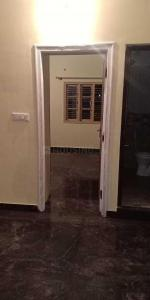 Gallery Cover Image of 800 Sq.ft 2 BHK Independent Floor for rent in Vidyaranyapura for 11000