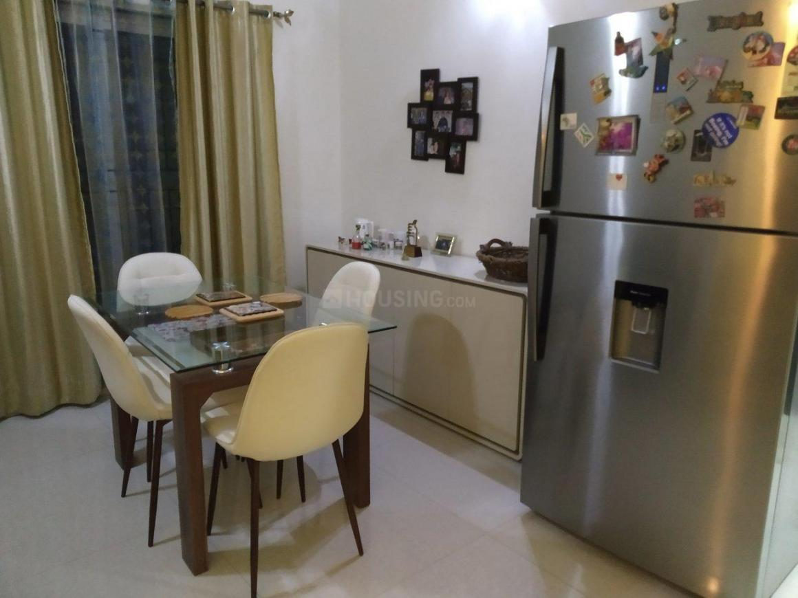 Dining Area Image of 2000 Sq.ft 3 BHK Villa for rent in Electronic City for 45000