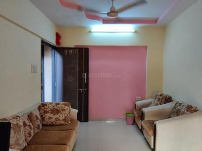 Gallery Cover Image of 650 Sq.ft 1 BHK Apartment for rent in Veena Saraswati, Vasai East for 10000