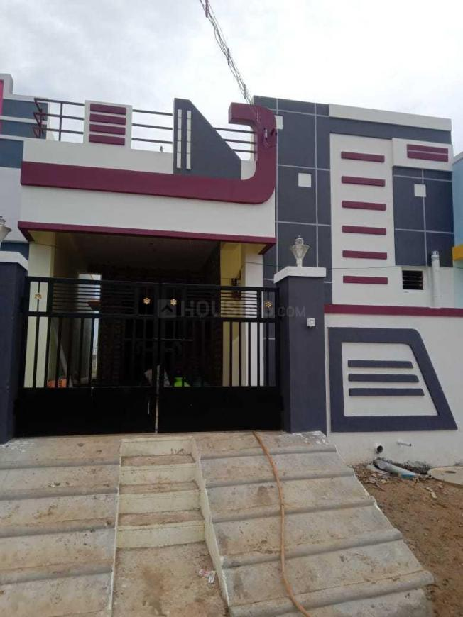 Building Image of 825 Sq.ft 2 BHK Independent Floor for buy in Nanmangalam for 3800000