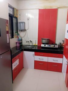 Kitchen Image of 650 Sq.ft 1 BHK Apartment for buy in Laxmi Residency, Ghorpadi for 4000000