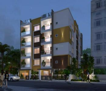 Gallery Cover Image of 1150 Sq.ft 2 BHK Apartment for buy in Indira Nagar for 13800000