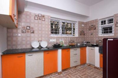 Kitchen Image of Oyo Life Blr2287 in Hebbal