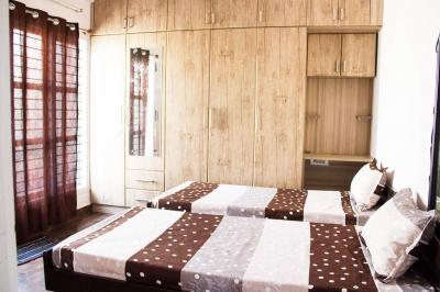 Bedroom Image of F02 Shrishti Enclave in Kasturi Nagar