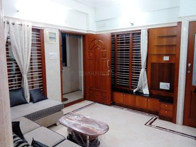 Gallery Cover Image of 900 Sq.ft 2 BHK Independent Floor for rent in Basavanagudi for 30000