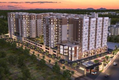Gallery Cover Image of 879 Sq.ft 2 BHK Apartment for buy in Whitefield for 5462700
