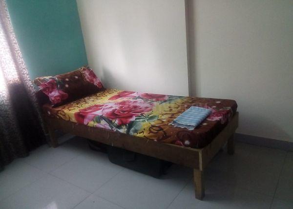 Bedroom Image of Roomsoom in Murugeshpalya