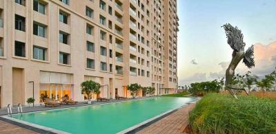 Gallery Cover Image of 800 Sq.ft 2 BHK Apartment for buy in Rustomjee Urbania Azziano Wing D, Thane West for 11200000