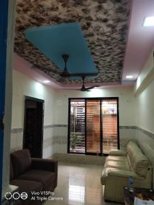 Gallery Cover Image of 765 Sq.ft 2 BHK Apartment for rent in Diva Gaon for 6000