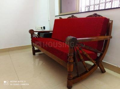 Gallery Cover Image of 555 Sq.ft 1 BHK Apartment for rent in Dosti Daffodil, Wadala for 37000