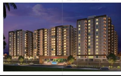 Gallery Cover Image of 1230 Sq.ft 2 BHK Apartment for buy in BRC Sri Hemadurga Sivahills, Manikonda for 8695000