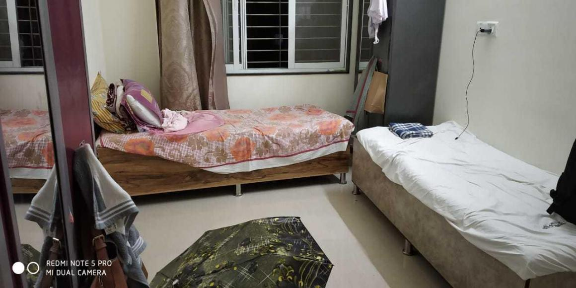 Bedroom Image of PG 4271891 Kandivali West in Kandivali West