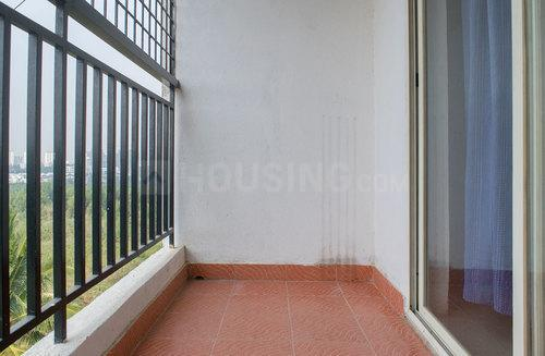 Balcony Image of Flat:410 Sri Sai Icon in Bhoganhalli