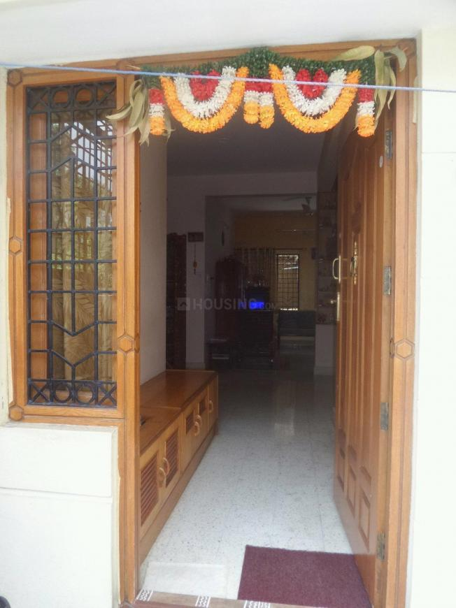 Main Entrance Image of 1400 Sq.ft 3 BHK Independent Floor for buy in Vijayanagar for 12000000