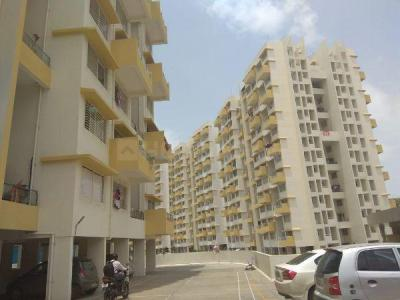 Gallery Cover Image of 1220 Sq.ft 3 BHK Apartment for buy in Three Jewels, Kondhwa Budruk for 8900000