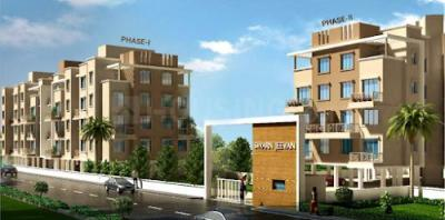 Gallery Cover Image of 650 Sq.ft 1 BHK Apartment for buy in Omkaresh Swarn Jeevan Phase 1, Taloja for 3259000