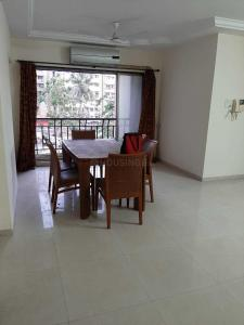 Gallery Cover Image of 1550 Sq.ft 3 BHK Apartment for rent in Goregaon East for 52000