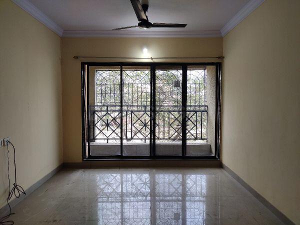 Living Room Image of 1200 Sq.ft 2 BHK Apartment for rent in Kopar Khairane for 30000