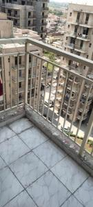 Balcony Image of 645 Sq.ft 2 BHK Apartment for rent in Adore Happy Homes Exclusive, Sector 86 for 9800
