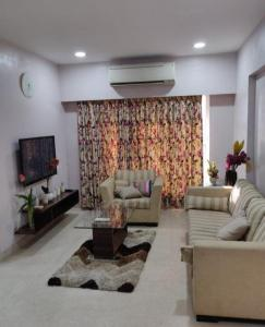Gallery Cover Image of 1206 Sq.ft 2 BHK Apartment for buy in Jogeshwari West for 18500000