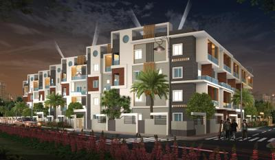 Gallery Cover Image of 1135 Sq.ft 2 BHK Apartment for buy in Alpyne, HSR Layout for 7600000