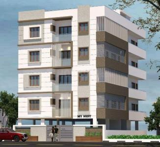 Gallery Cover Image of 1310 Sq.ft 3 BHK Apartment for buy in Vidyaranyapura for 5800000