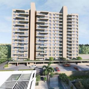 Gallery Cover Image of 1027 Sq.ft 2 BHK Apartment for buy in VTP Solitaire Phase 1 A B, Pashan for 8800000