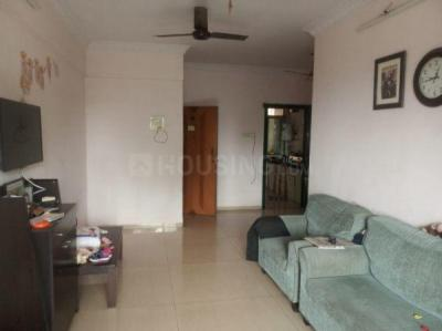Gallery Cover Image of 1125 Sq.ft 2 BHK Apartment for rent in The Residency Apartments, Kopar Khairane for 29000