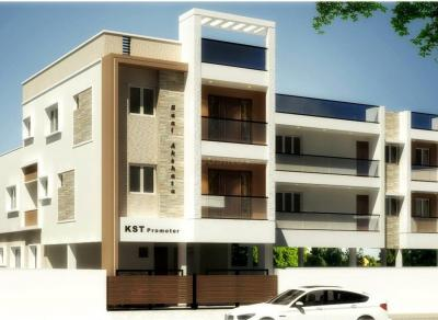 Gallery Cover Image of 1322 Sq.ft 3 BHK Apartment for buy in Tambaram for 7920585