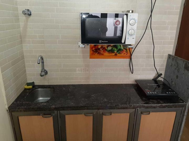 Kitchen Image of PG 4039175 Girgaon in Girgaon