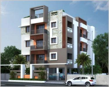 Gallery Cover Image of 860 Sq.ft 2 BHK Apartment for buy in Baishnabghata Patuli Township for 3250000