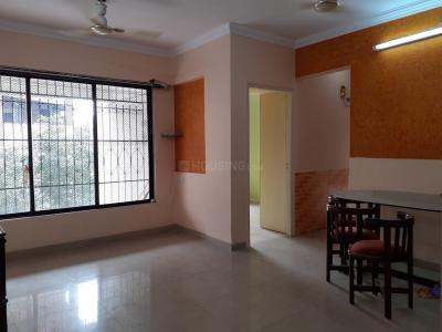 Gallery Cover Image of 1210 Sq.ft 2 BHK Apartment for rent in Kopar Khairane for 31000